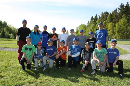 Little League-läger 2012