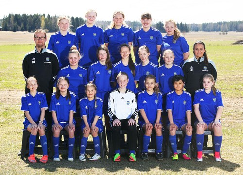 Norrby SK:s lag F 03-05