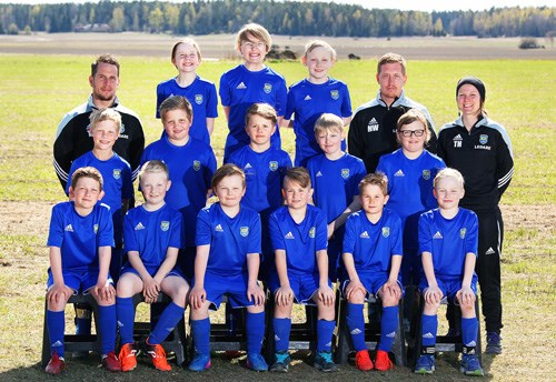 Norrby SK:s lag P 07-08