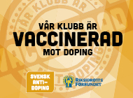 VaccineradMotDoping