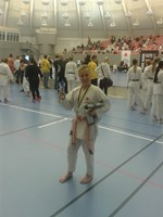 Julius Persson, JKA Cup 4/10 2014